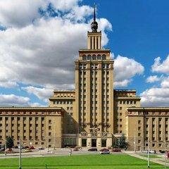 Hotel International Prague (ex. Сrowne Plaza) Прага спортивное сооружение