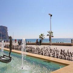 Отель Apartamentos Apolo VII - Costa Calpe пляж фото 2