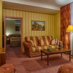 Отель Славянка Челябинск комната для гостей фото 4