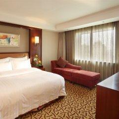 Отель Jianguo Hotel Shanghai Китай, Шанхай - отзывы, цены и фото номеров - забронировать отель Jianguo Hotel Shanghai онлайн комната для гостей фото 3