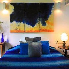 Отель Saffron & Blue - an elite haven Шри-Ланка, Косгода - отзывы, цены и фото номеров - забронировать отель Saffron & Blue - an elite haven онлайн комната для гостей фото 5