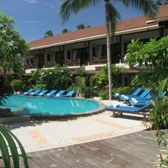 Отель Grand Thai House Resort бассейн фото 6