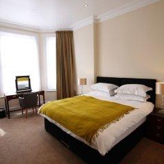Отель Glenlyn Apartments Великобритания, Лондон - отзывы, цены и фото номеров - забронировать отель Glenlyn Apartments онлайн комната для гостей фото 8