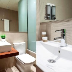Апартаменты Catedral Bas Apartments Барселона ванная