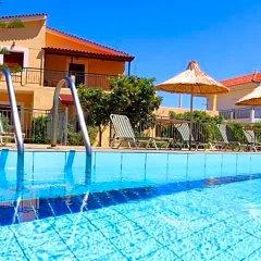 Отель Villa Medusa Греция, Херсониссос - отзывы, цены и фото номеров - забронировать отель Villa Medusa онлайн фото 22