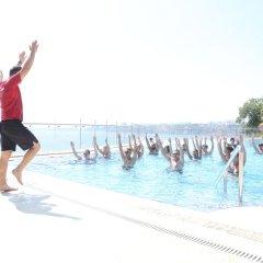 Ramada Plaza Antalya Турция, Анталья - - забронировать отель Ramada Plaza Antalya, цены и фото номеров фитнесс-зал фото 4