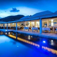 Hotel le Toiny бассейн фото 2