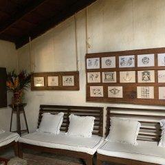 Hotel Hacienda San Lucas Копан-Руинас бассейн