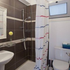 Отель Trident Beach Front Suite Кипр, Протарас - отзывы, цены и фото номеров - забронировать отель Trident Beach Front Suite онлайн ванная