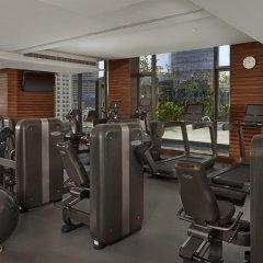 Отель The Reverie Saigon фитнесс-зал
