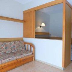 Отель Salou Pacific Испания, Салоу - отзывы, цены и фото номеров - забронировать отель Salou Pacific онлайн комната для гостей фото 5