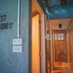 Отель Din Space Bangkok бассейн