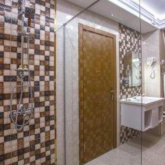 Отель Green Palace Болгария, Шумен - отзывы, цены и фото номеров - забронировать отель Green Palace онлайн ванная
