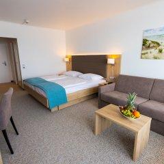 Отель Carat Golf & Sporthotel комната для гостей фото 5