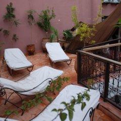 Отель Riad Ailen Марракеш балкон