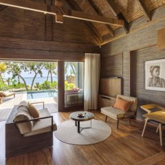 Отель Six Senses Fiji комната для гостей фото 4
