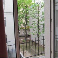 Hotel Pension Astra балкон