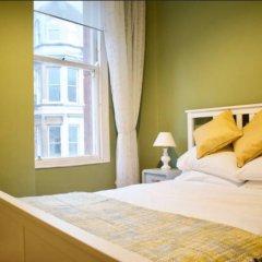 Отель Traditional 2 Bedroom Flat With Views of Portobello Beach Эдинбург комната для гостей