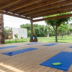 Отель Cretan Malia Park фитнесс-зал фото 3