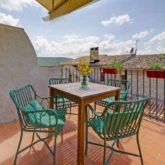 Отель Borgo Acquaiura Сполето балкон