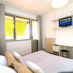 Отель Appartement Residence Plein Soleil Франция, Ницца - отзывы, цены и фото номеров - забронировать отель Appartement Residence Plein Soleil онлайн сейф в номере