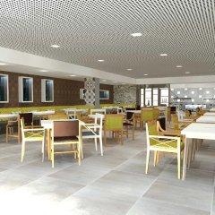 Отель Aparthotel Cabau Aquasol питание фото 2