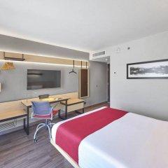 Отель City Express Tlalpan Мексика, Мехико - отзывы, цены и фото номеров - забронировать отель City Express Tlalpan онлайн комната для гостей фото 3