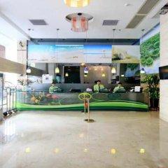 Отель Shanshui Trends North Huaqiang Шэньчжэнь детские мероприятия