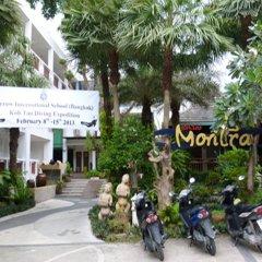 Отель Koh Tao Montra Resort Таиланд, Мэй-Хаад-Бэй - отзывы, цены и фото номеров - забронировать отель Koh Tao Montra Resort онлайн парковка