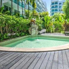 Отель Amazon Condo & Water Park Pattaya Паттайя детские мероприятия