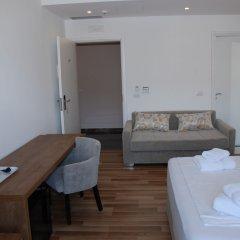Отель Bianco Hotel Албания, Ксамил - отзывы, цены и фото номеров - забронировать отель Bianco Hotel онлайн комната для гостей фото 2