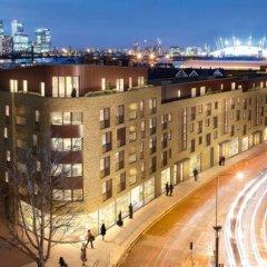 Апартаменты O2 Arena Apartments балкон