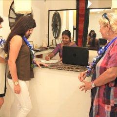 Отель Benthota High Rich Resort Шри-Ланка, Бентота - отзывы, цены и фото номеров - забронировать отель Benthota High Rich Resort онлайн интерьер отеля фото 2