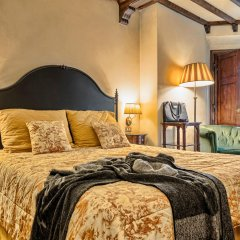 Grand Hotel Baglioni комната для гостей фото 3