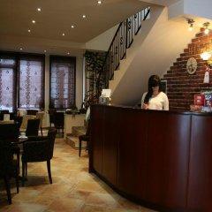 Bizev Hotel Банско интерьер отеля
