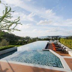 Отель Surin Loft by Holiplanet Таиланд, Камала Бич - отзывы, цены и фото номеров - забронировать отель Surin Loft by Holiplanet онлайн бассейн фото 2