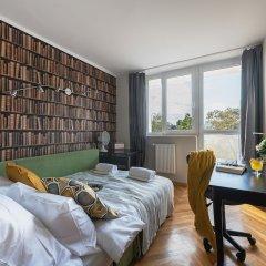 Отель P&O Apartments Sandomierska 2 Польша, Варшава - отзывы, цены и фото номеров - забронировать отель P&O Apartments Sandomierska 2 онлайн комната для гостей фото 2