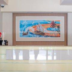 Отель Three Inn Мальдивы, Северный атолл Мале - отзывы, цены и фото номеров - забронировать отель Three Inn онлайн интерьер отеля фото 3