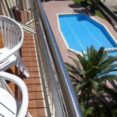 Отель Murillo Apartamentos Салоу балкон