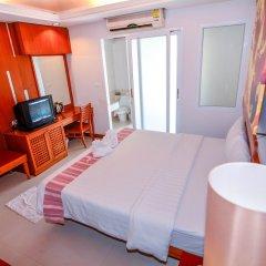 Отель First Bungalow Beach Resort комната для гостей фото 8