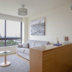 Апартаменты Liiiving In Porto - Downtown View Apartment комната для гостей фото 4