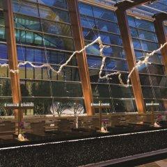 Отель ARIA Resort & Casino at CityCenter Las Vegas США, Лас-Вегас - 1 отзыв об отеле, цены и фото номеров - забронировать отель ARIA Resort & Casino at CityCenter Las Vegas онлайн фитнесс-зал фото 4