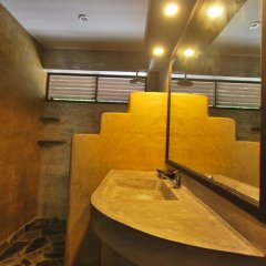 Отель Koh Tao Heights Apartments Таиланд, Мэй-Хаад-Бэй - отзывы, цены и фото номеров - забронировать отель Koh Tao Heights Apartments онлайн ванная