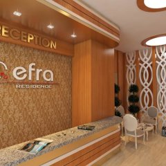 Efra Suite Hotel интерьер отеля