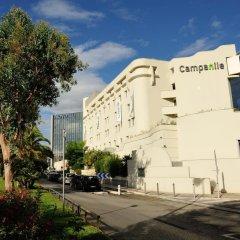 Отель Campanile Nice Airport парковка