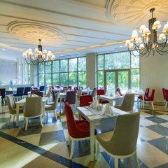 Port Nature Luxury Resort Hotel & Spa Богазкент питание фото 2