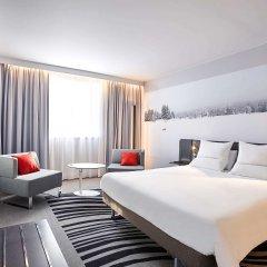 Отель Novotel Amsterdam City Амстердам комната для гостей фото 2