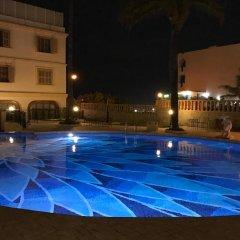 Отель Grand Hotel Villa de France Марокко, Танжер - 1 отзыв об отеле, цены и фото номеров - забронировать отель Grand Hotel Villa de France онлайн бассейн фото 3