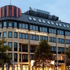 Отель Vienna House Easy München фото 4