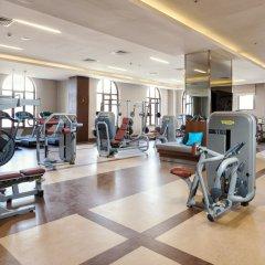 Отель Rixos Krasnaya Polyana Sochi Красная Поляна фитнесс-зал фото 3